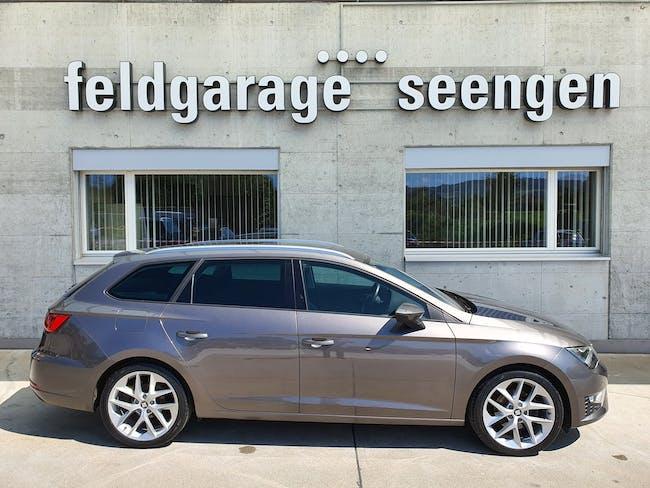 SEAT Leon ST 1.4 TSI 140PS FR 110'500 km CHF13'500 - buy on carforyou.ch - 1