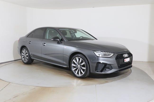 Audi A4 35 TDI S line S-tronic Black Edition 9'702 km CHF34'800 - buy on carforyou.ch - 1