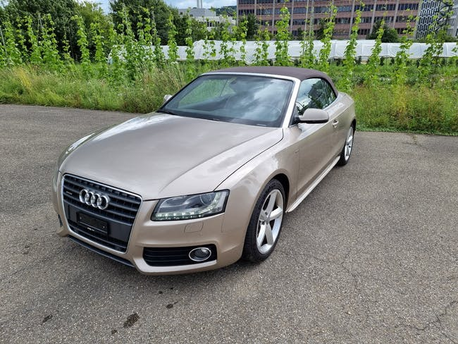 Audi A5 Cabriolet 2.0 TFSI quattro S-tronic 252'400 km CHF9'900 - buy on carforyou.ch - 1
