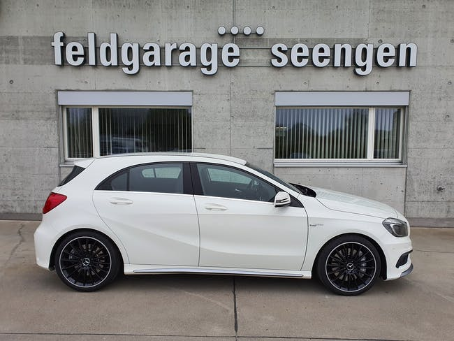 Mercedes-Benz A-Klasse A 45 AMG 4Matic Speedshift 7G-DCT 59'200 km CHF29'800 - buy on carforyou.ch - 1
