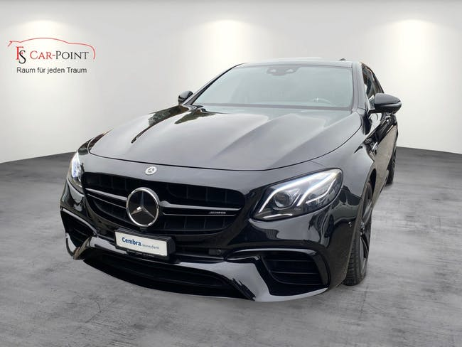 Mercedes-Benz E-Klasse E 63 AMG S 4Matic Speedshift MCT 49'380 km CHF79'990 - buy on carforyou.ch - 1