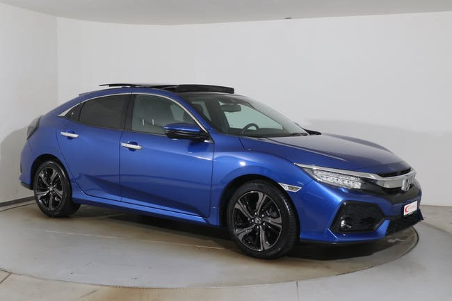 Honda Civic 1.5 VTEC Prestige CVT 25'155 km CHF22'980 - kaufen auf carforyou.ch - 1