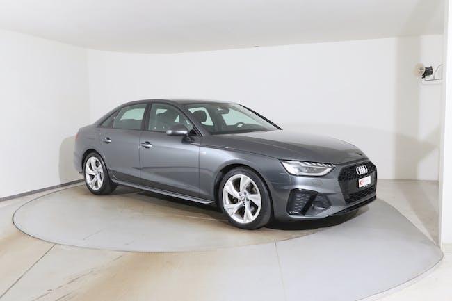 Audi A4 35 TFSI S line Black EditionS-tronic 9'607 km CHF34'800 - buy on carforyou.ch - 1