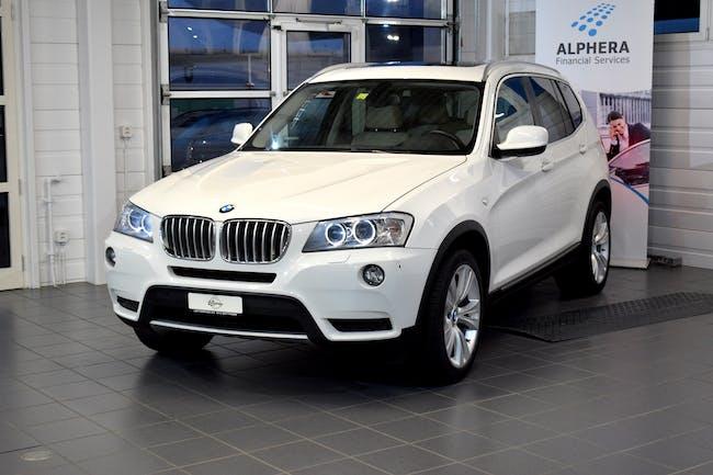 BMW X3 xDrive 30d Steptronic 110'000 km CHF21'900 - buy on carforyou.ch - 1