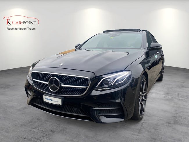Mercedes-Benz E-Klasse E 53 AMG 4Matic+ Speedshift MCT 51'900 km CHF65'900 - buy on carforyou.ch - 1