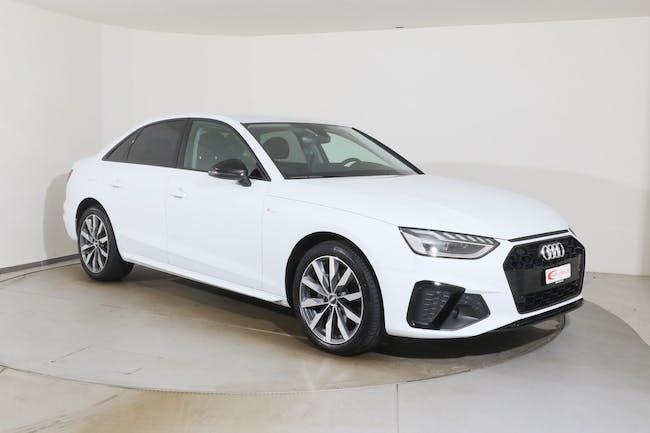 Audi A4 35 TDI S-Line Black Edition S-tronic 12'597 km CHF34'800 - buy on carforyou.ch - 1