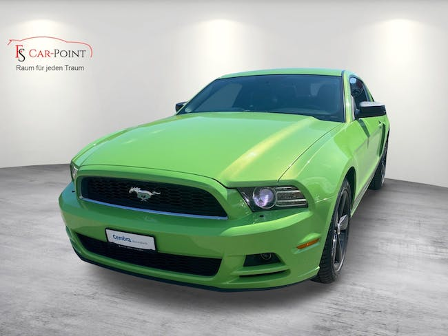 Ford Mustang 3.7 V6 Coupé (Facelift) 112'200 km CHF22'900 - buy on carforyou.ch - 1