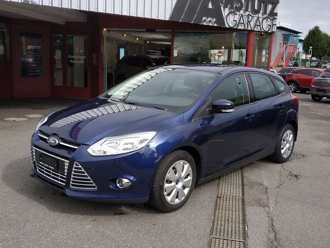 Ford Focus 1.6i VCT Trend PowerShift 112'000 km CHF10'950 - buy on carforyou.ch - 1