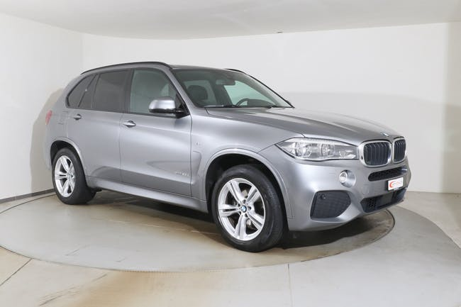 BMW X5 xDrive 30d M-SPORT Steptronic 48'714 km CHF41'980 - buy on carforyou.ch - 1