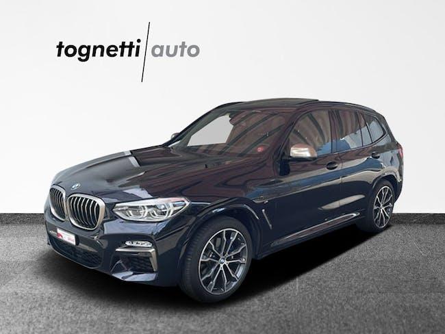 BMW X3 M40d Steptronic 17'000 km CHF66'666 - buy on carforyou.ch - 1