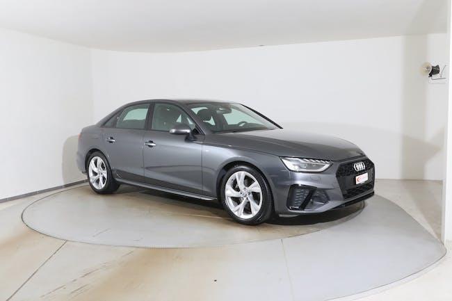 Audi A4 35 TFSI S line Black Edition S-tronic 17'843 km CHF33'800 - buy on carforyou.ch - 1