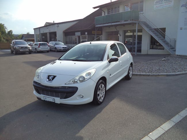 Peugeot 206 + 1.4 Trendy 74'000 km CHF5'500 - acquistare su carforyou.ch - 1