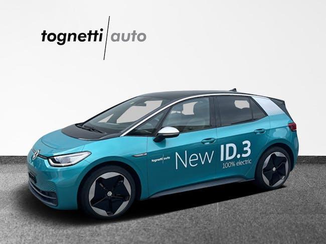 VW ID.3 Pro Performance 58kWh 1ST Max 8'800 km CHF40'999 - acquistare su carforyou.ch - 1
