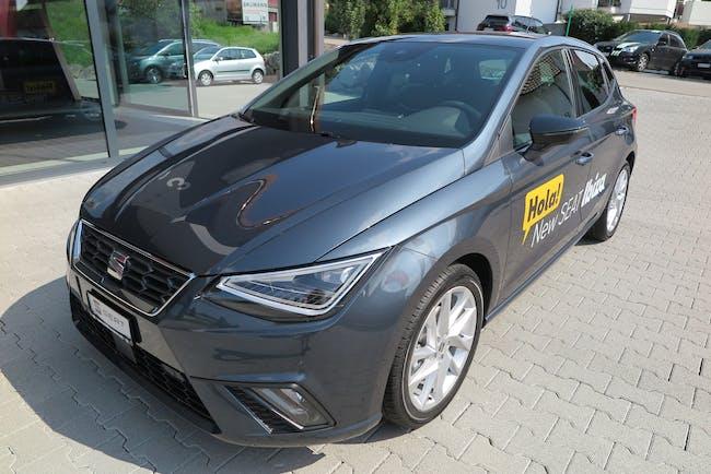 SEAT Ibiza 1.0 EcoTSI Hola FR 48 km CHF26'300 - buy on carforyou.ch - 1