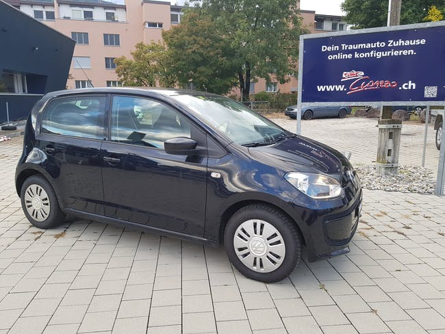 VW Up 1.0 BMT move up 85'000 km CHF5'900 - acheter sur carforyou.ch - 1