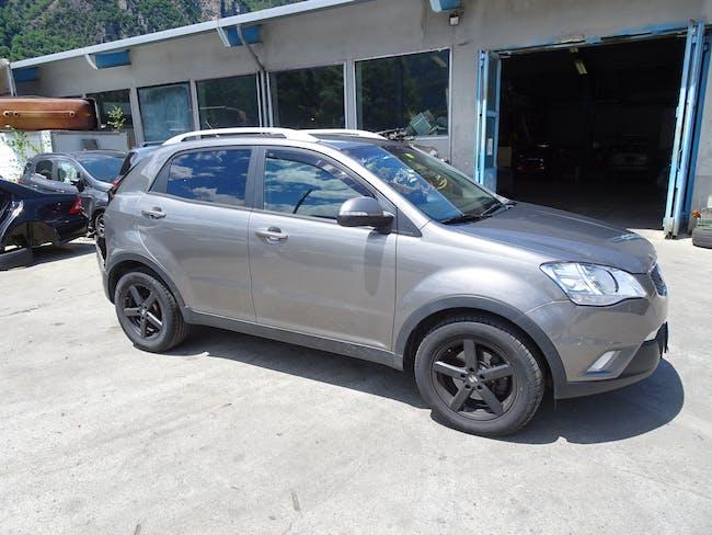 SsangYong Korando 2.0 e-XDI Quartz 4WD Automatic 85'400 km CHF4'400 - acquistare su carforyou.ch - 1