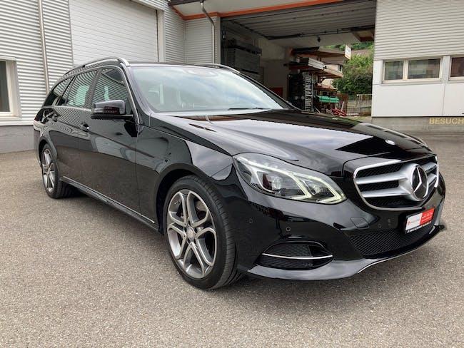 Mercedes-Benz E-Klasse E 400 Avantgarde 4Matic 7G-Tronic 98'000 km CHF27'900 - buy on carforyou.ch - 1