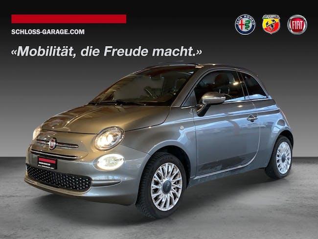 Fiat 500 Cabrio 1.2 69 Lounge 9'339 km CHF15'800 - buy on carforyou.ch - 1