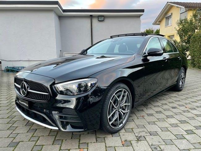 Mercedes-Benz E-Klasse E 450 AMG Line 4Matic 9G-Tronic 22'000 km CHF67'900 - buy on carforyou.ch - 1