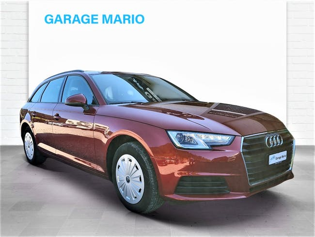 Audi A4 Avant 2.0 TDI 58'300 km CHF20'900 - buy on carforyou.ch - 1
