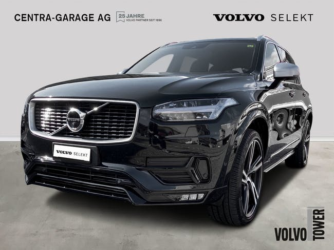 Volvo XC90 D5 AWD R-Design Geartronic 74'900 km CHF49'700 - buy on carforyou.ch - 1