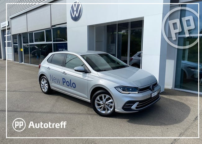 VW Polo 1.0 TSI Style DSG 10 km CHF29'930 - buy on carforyou.ch - 1