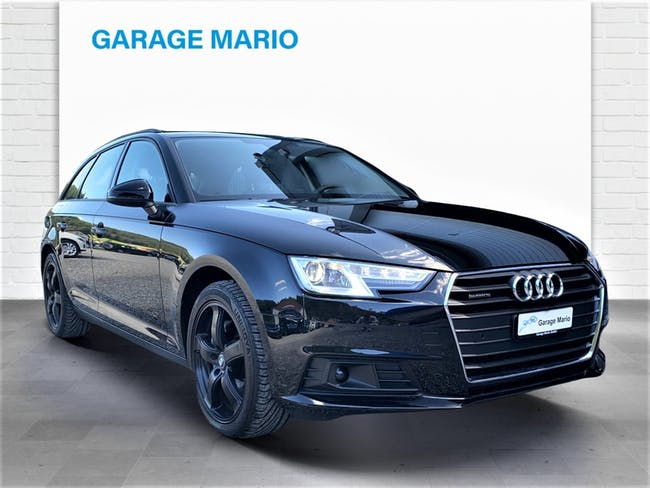 Audi A4 Avant 40 TDI quattro S-tronic 40'600 km CHF37'900 - buy on carforyou.ch - 1
