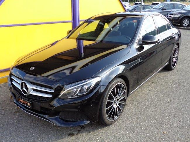Mercedes-Benz C-Klasse C 250 Avantgarde 9G-Tronic 29'000 km CHF29'900 - buy on carforyou.ch - 1