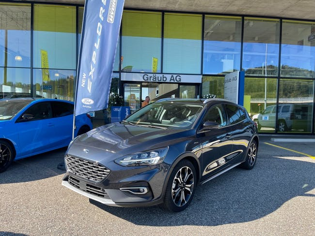 Ford Focus 1.0 SCTi Active Vignale Automatic 50 km CHF30'999 - buy on carforyou.ch - 1