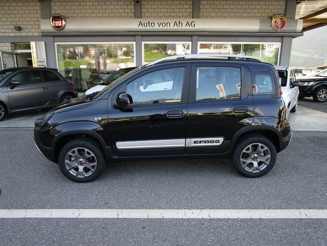 Fiat Panda 0.9 Twinair Turbo Cross 4x4 100 km CHF19'900 - buy on carforyou.ch - 1