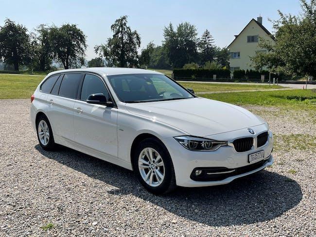 BMW 3er 320d xDrive Touring Sport Line Steptronic 137'800 km CHF19'400 - buy on carforyou.ch - 1