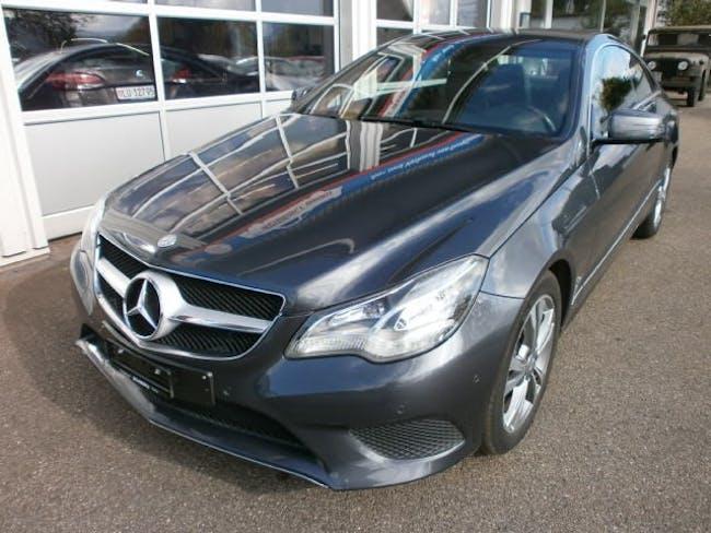 Mercedes-Benz E-Klasse E 200 7G-Tronic 99'500 km CHF18'990 - buy on carforyou.ch - 1
