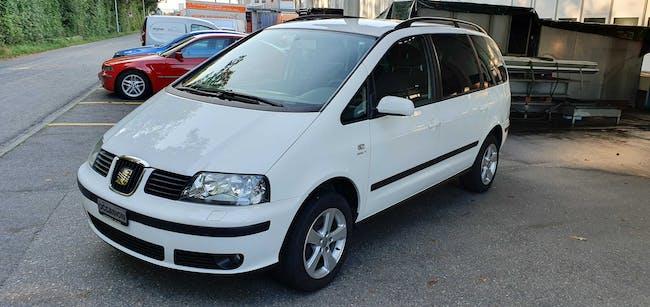 SEAT Alhambra 1.8 T Advantage 218'500 km CHF5'900 - buy on carforyou.ch - 1