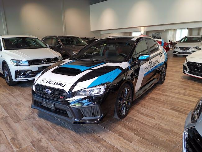 Subaru WRX STI WRX 2.5 Turbo 4WD STI Swiss 72'000 km CHF36'999 - acheter sur carforyou.ch - 1