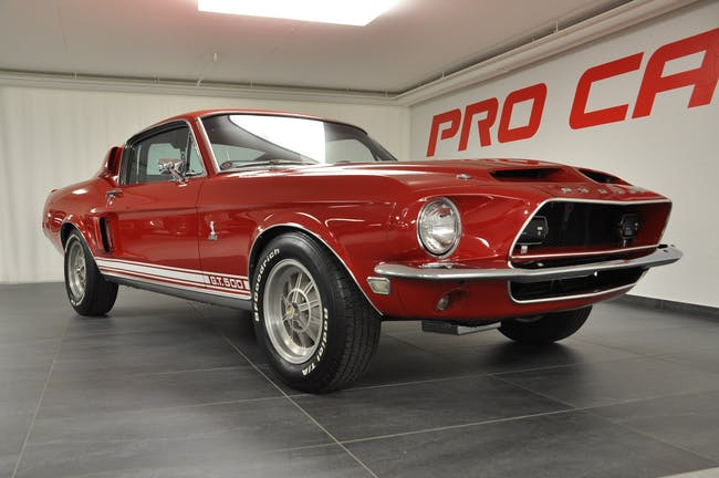Ford Mustang Shelby GT500 92'800 km CHF240'000 - buy on carforyou.ch - 1