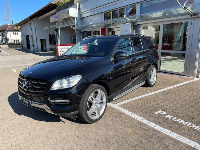 Mercedes-Benz M-Klasse ML 350 BlueTEC Edition 4Matic 7G-Tronic 120'500 km CHF26'800 - buy on carforyou.ch - 1