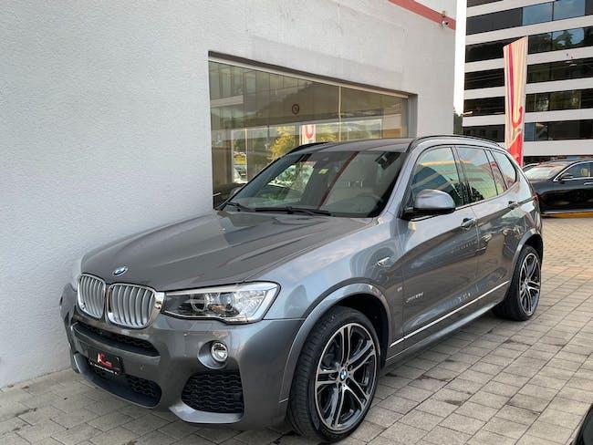 BMW X3 xDrive 35d M Sport Steptronic 36'000 km CHF39'900 - buy on carforyou.ch - 1