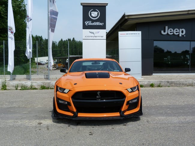 Ford Mustang Shelby GT500 10 km CHF134'800 - buy on carforyou.ch - 1