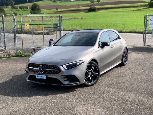 Mercedes-Benz A-Klasse A 250 4Matic AMG Line 4Matic 7G-DCT 24'700 km CHF39'800 - buy on carforyou.ch - 1