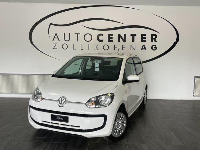VW Up 1.0 BMT beats ASG 144'500 km CHF8'490 - buy on carforyou.ch - 1