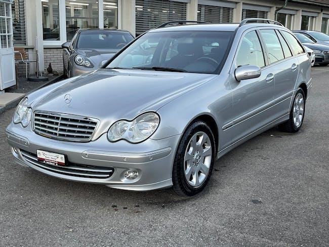Mercedes-Benz C-Klasse C 200 Kompressor Kombi 121'000 km CHF6'900 - buy on carforyou.ch - 1