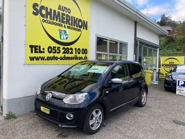 VW Up 1.0 black up Art on Ice ASG 35'400 km CHF8'500 - acquistare su carforyou.ch - 1