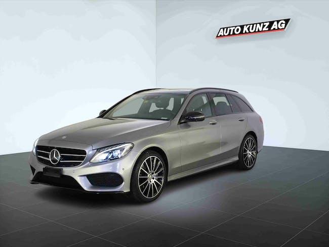 Mercedes-Benz C-Klasse BlueTEC AMG Line 4M 63'784 km CHF31'989 - buy on carforyou.ch - 1