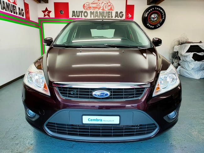 Ford Focus 2.0 TDCi Carving PowerShift 121'000 km CHF7'800 - buy on carforyou.ch - 1