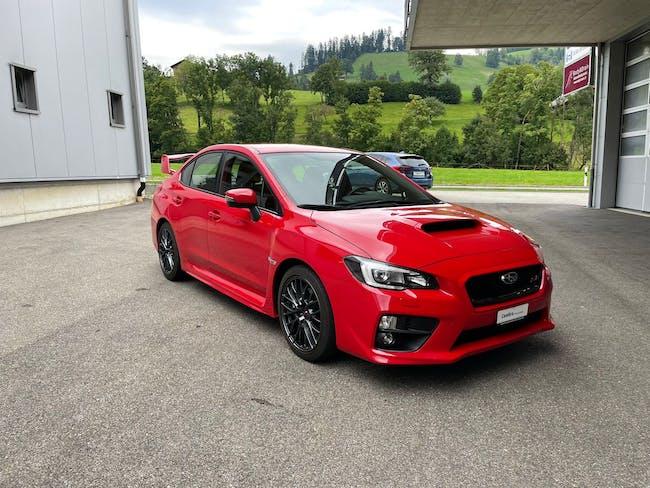 Subaru WRX STI WRX 2.5 Turbo 4WD STI Sport S 32'000 km CHF37'900 - acheter sur carforyou.ch - 1