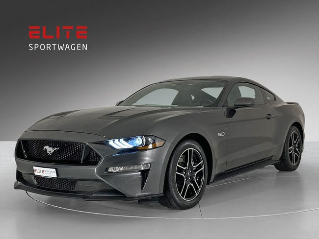 Ford Mustang FB 5.0 V8 GT A - FACELIFT 29'800 km CHF44'800 - buy on carforyou.ch - 1