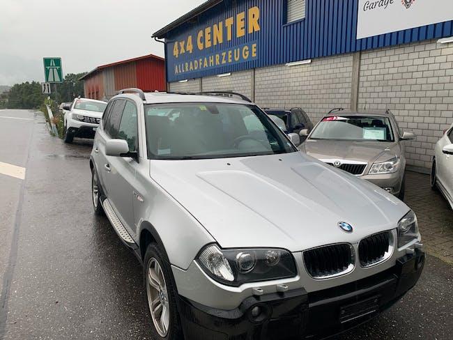 BMW X3 3.0d 133'000 km CHF8'800 - buy on carforyou.ch - 1