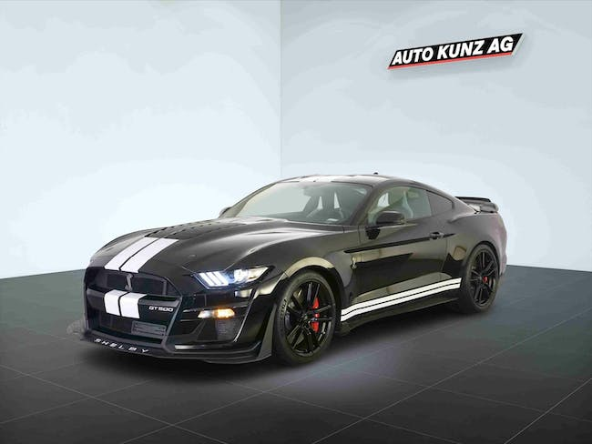 Ford Mustang Shelby GT500 5.2 TI-VCT 3'471 km CHF124'989 - buy on carforyou.ch - 1