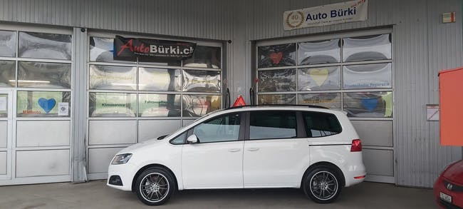 SEAT Alhambra 1.4 TSI Budget 198'000 km CHF12'900 - buy on carforyou.ch - 1