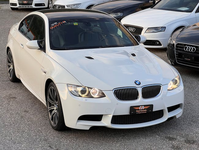 BMW 3er M3 Coupé DSG 163'000 km CHF34'900 - buy on carforyou.ch - 1